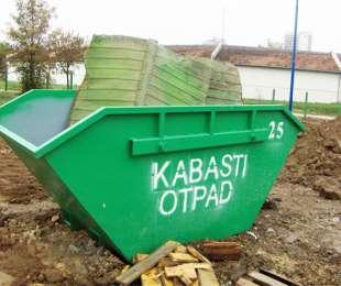 Пролећна акција одношења кабастог отпада