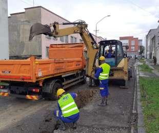 Реконструкција водоводне мреже у улици Илије Бирчанина