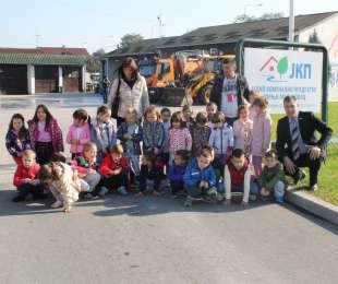 ЈКП обележило Дечију недељу