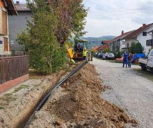Санација водоводне мреже у Цвијићевој улици