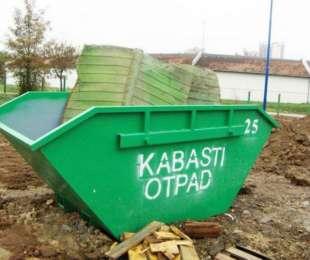 План постављања контејнера за одлагање кабастог отпада - јесен 2019. године